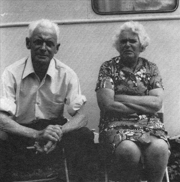 The Twins: Harold and Annie Cleghorn