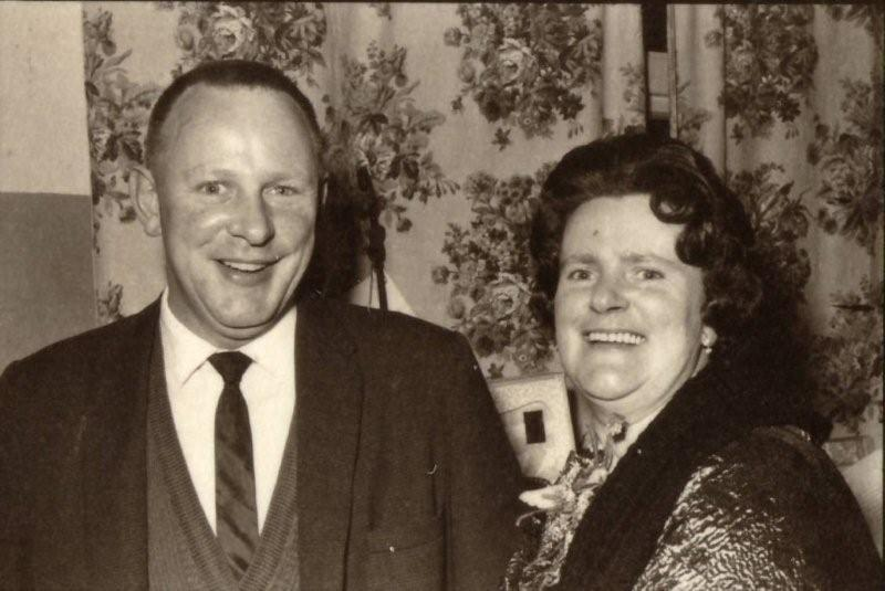 Jimmy Cleghorn and Eileen Walker