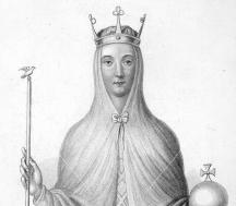 Adeliza of Louvain