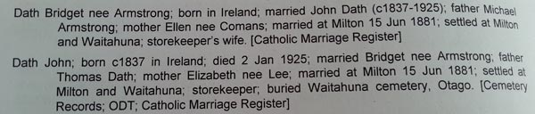 Marriage Register ODT