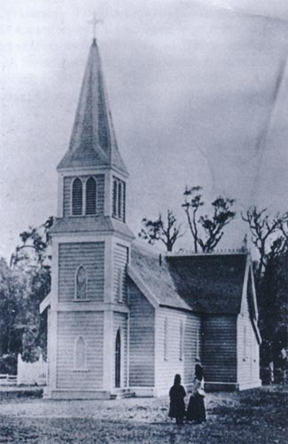 St Joseph's Catholic Church c1900