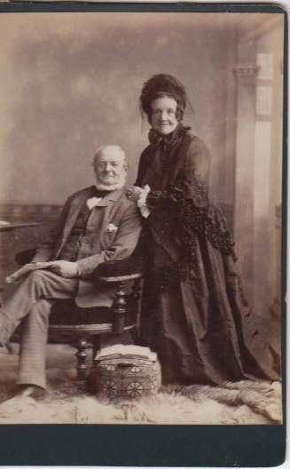 Septimane and Anna Herbert